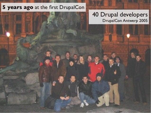 THANK YOU! http://buytaert.net :: http://twitter.com/dries :: dries@buytaert.net