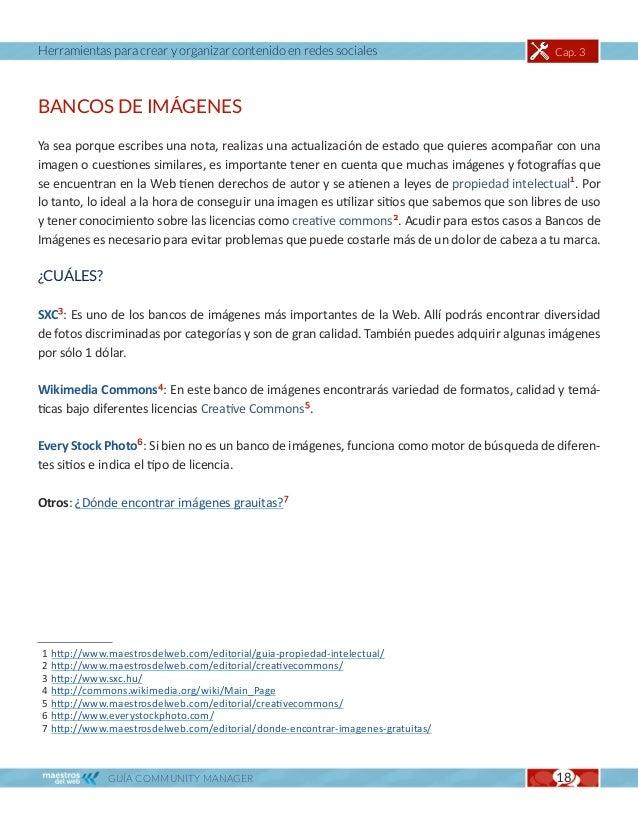 Herramientas para crear y organizar contenido en redes sociales                                   Cap. 3ALERTAS DE MENCIÓN...
