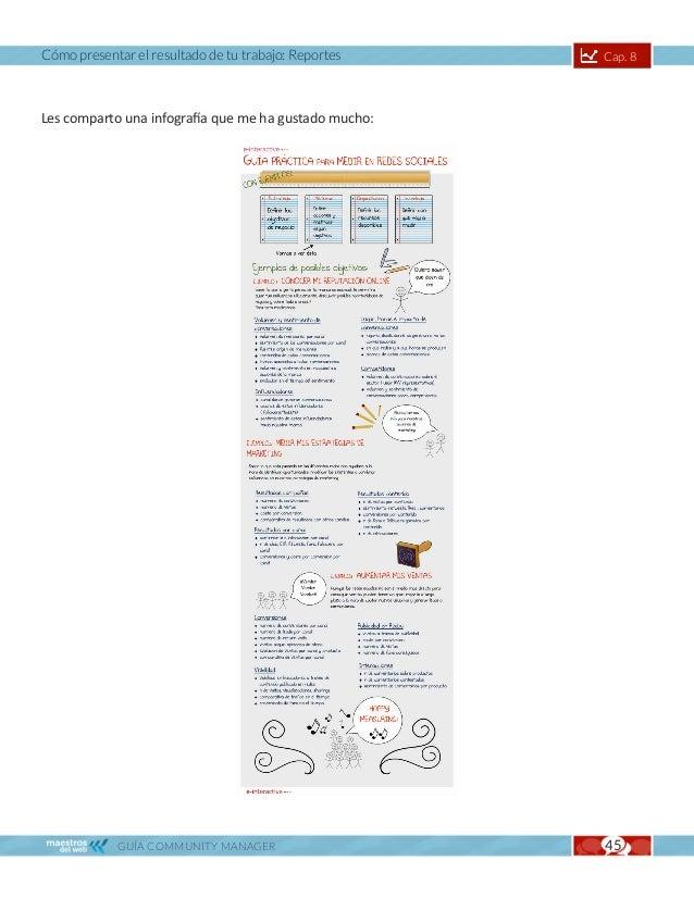 Cómo presentar el resultado de tu trabajo: Reportes                                            Cap. 8¿QUÉ DEBES EVITAR EN ...