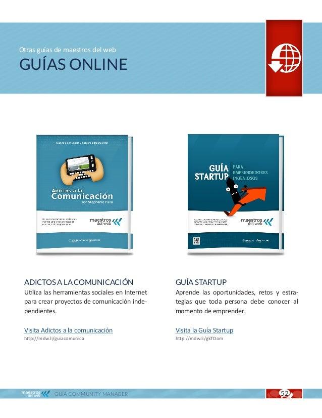 Guías Online LOS MAESTROS DEL WEB                            CURSO ANDROID Una serie de perfiles de personas y proyectos  ...