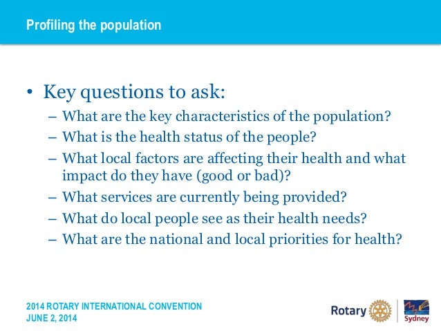 How To Conduct A Community Assessment For Health Projects
