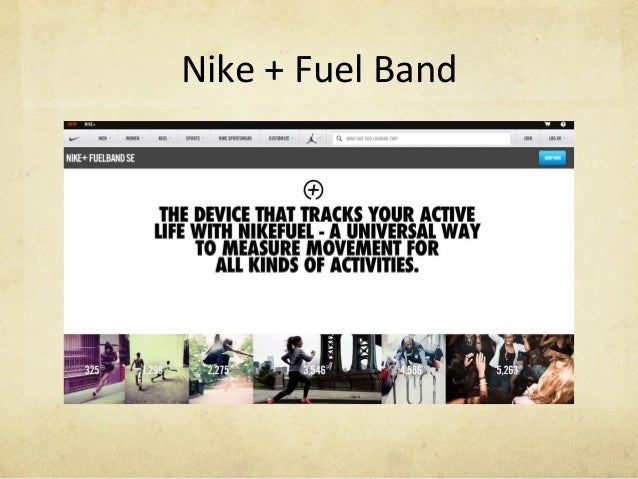 marketing plan for nike fuel band I personally researched nike+ marketing communications strategy in 2012 (uk & us only) nike + fuelband, won the titanium grand prix at the cannes lions festiv.