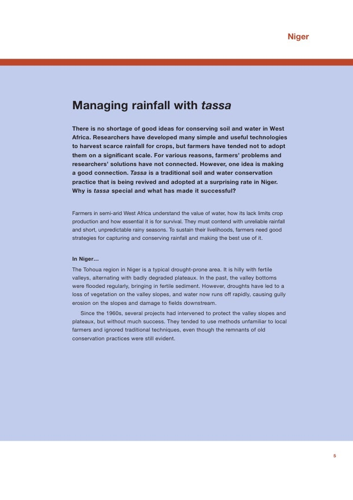 Community Based Natural Resource Management In Tanzania