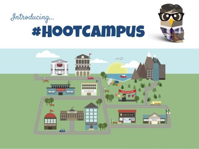 Introducing...      #HootCampus