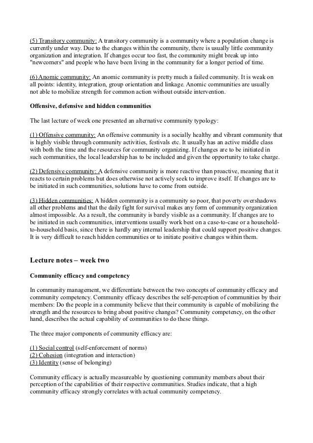 Community Change in Public Health Slide 3