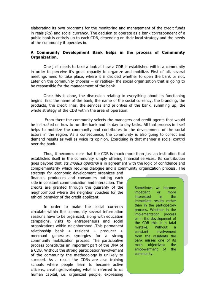 development banks Definition of development bank: financial institutions dedicated to fund new and  upcoming businesses and economic development projects by providing equity.