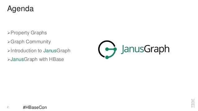 Community-Driven Graphs with JanusGraph