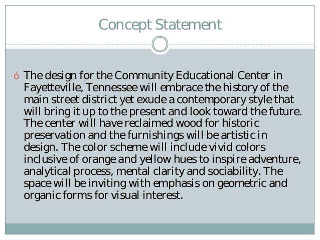 concept statement interior design. concept statement u the design with interior a