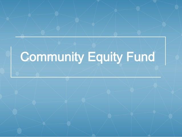 Community Equity Fund