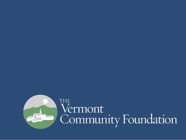 """What is a Community Foundation?  Community Foundations are aggregators of charitable capital - we work """"better together.""""..."""