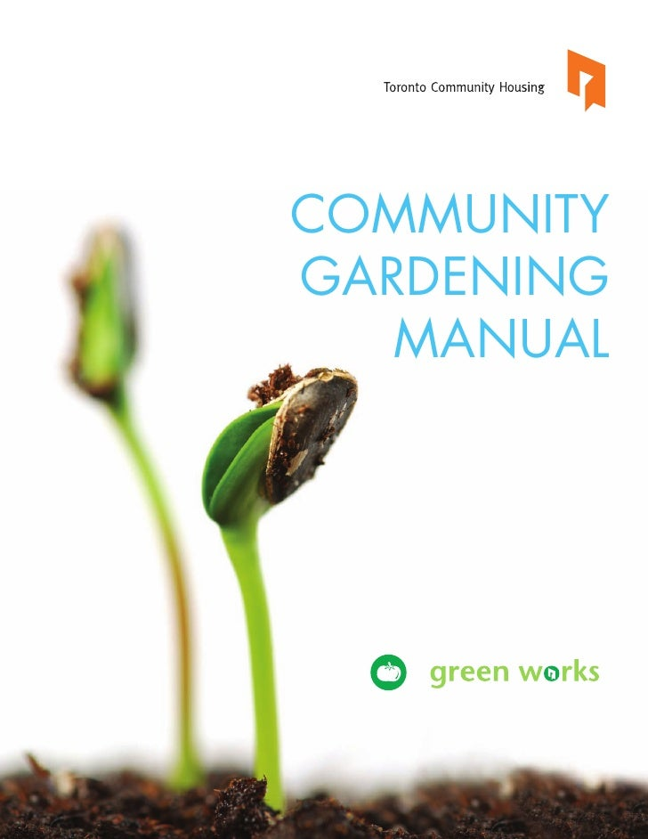 COMMUNITYGARDENING   MANUAL