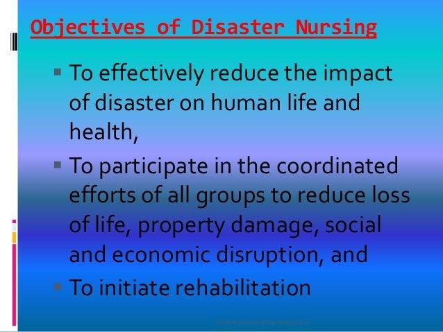 Nursing students take part in mock disaster drill