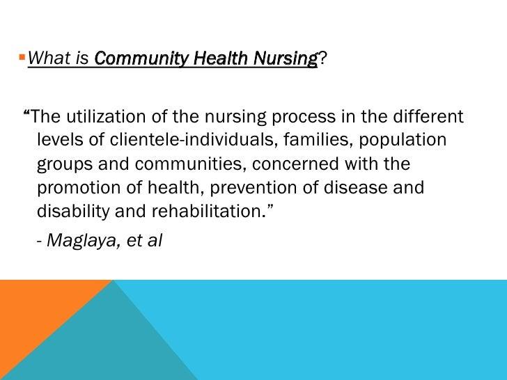 Public Health Nursing In The Philippines Ebook