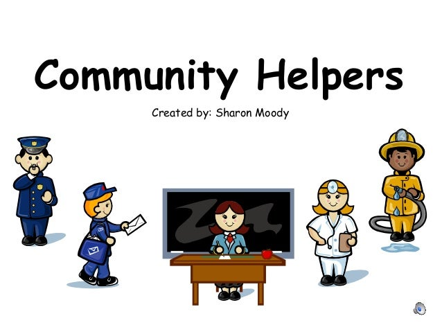 Essay on our community helpers