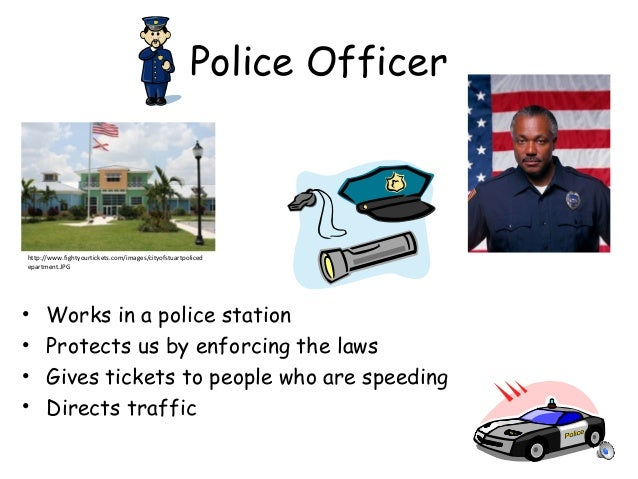Community Helpers Power Point