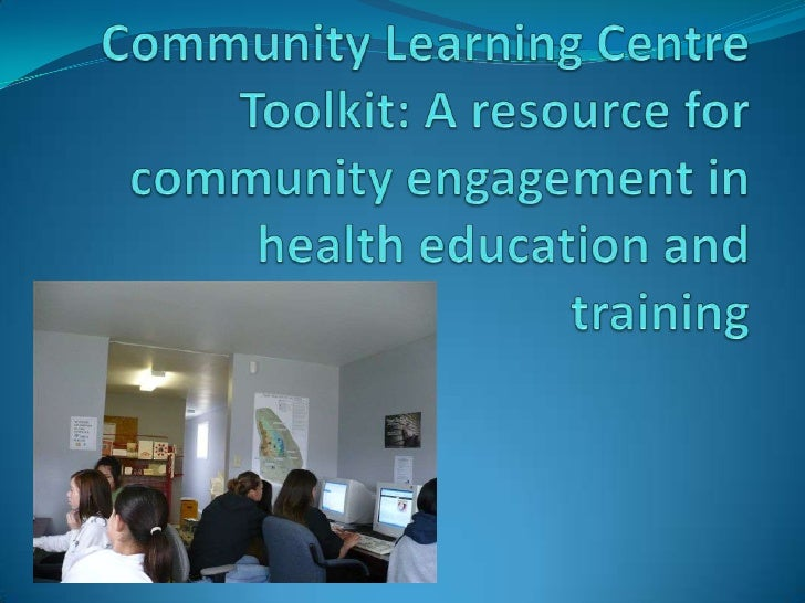 Ktunaxa Community LearningCentres 2006 to 2009, funded by CIHR How can technology be used to promote health education in...
