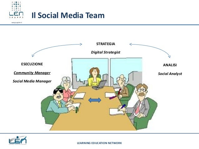 Community Management e Web Community - Master SQcuola di Blog