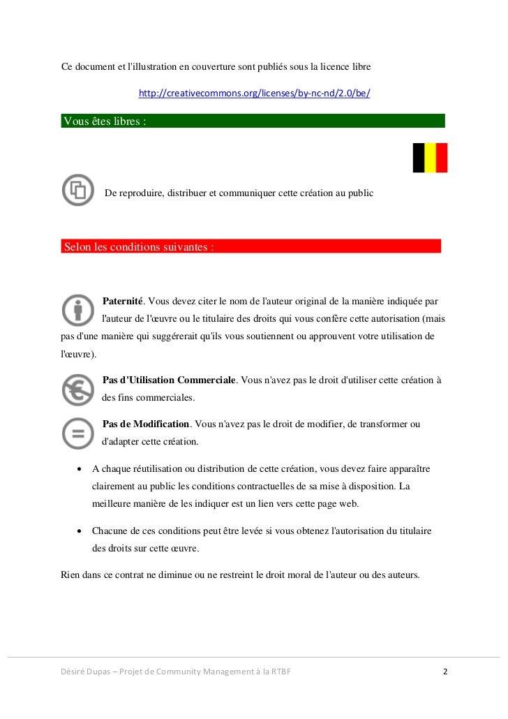 Ce document et lillustration en couverture sont publiés sous la licence libre                     http://creativecommons.o...