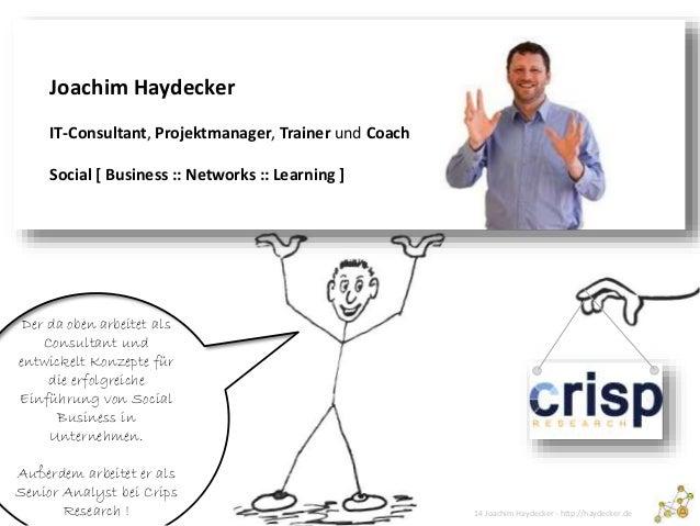Werbung für den Community Manager Slide 3