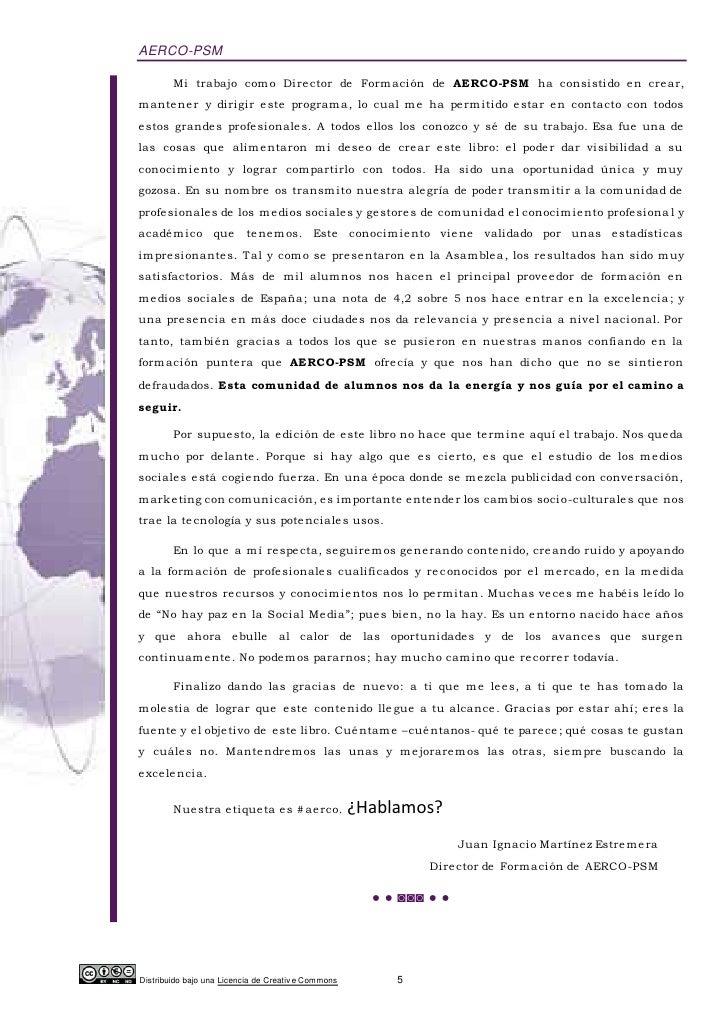 AERCO-PSM        Mi trabajo como Director de Formación de AERCO-PSM ha consistido en crear,mantener y dirigir este program...