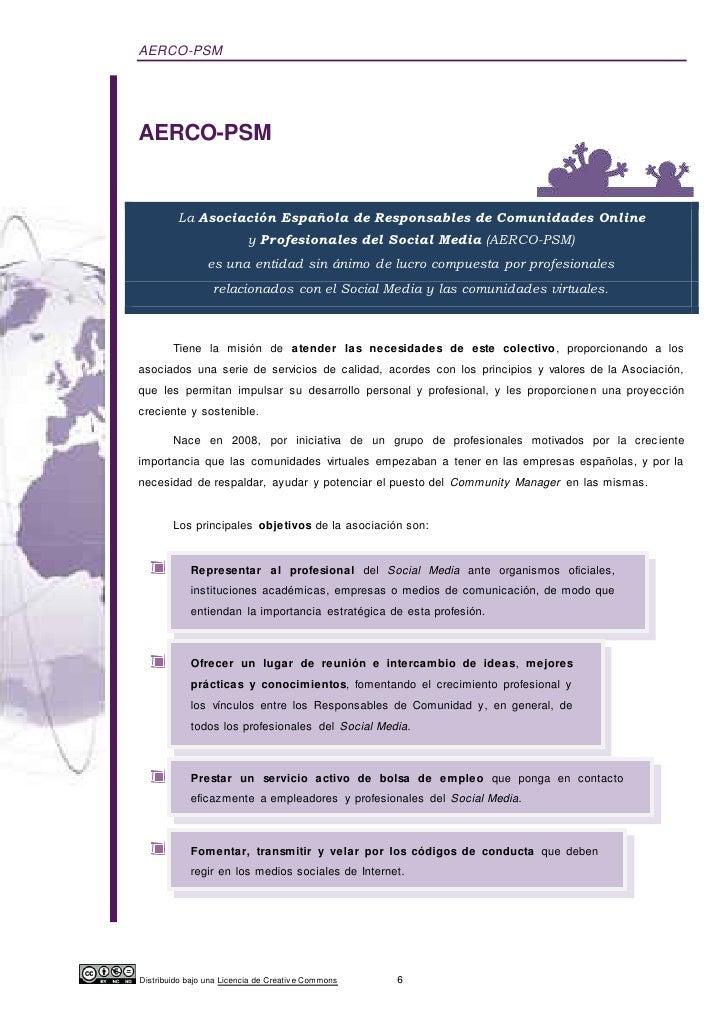 AERCO-PSMAERCO-PSM         La Asociación Española de Responsables de Comunidades Online                           y Profes...