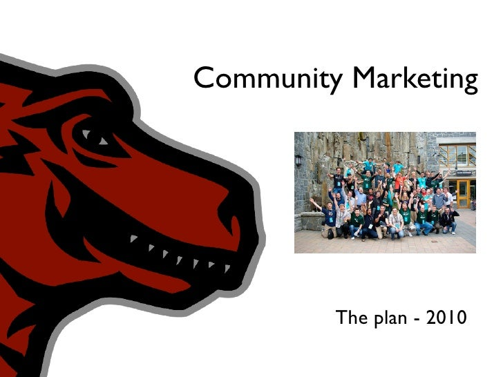 Scale global team of community marketing volunteers       by creating meaningful ways to contribute.