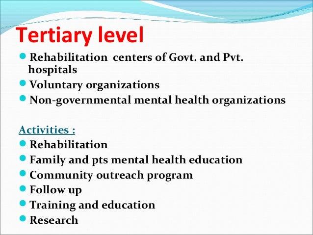 prevention of mental illness pdf