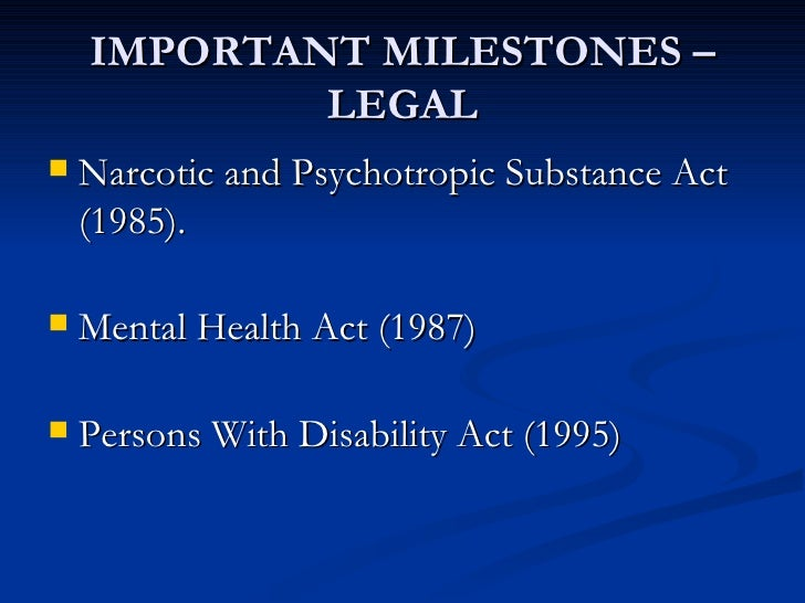 the community mental health act of Court-ordered care for patients with severe mental illness, known as assisted outpatient treatment or aot, is spreading nationwide in december, president obama signed into law the landmark 21st century cures act, bipartisan legislation that bolsters funding for medical research and reshapes approval.