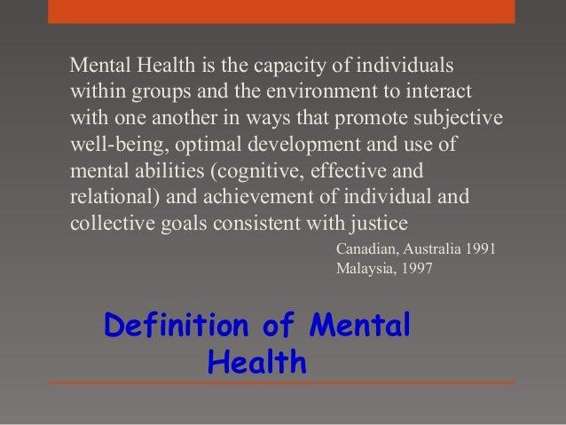 Casino mental health services