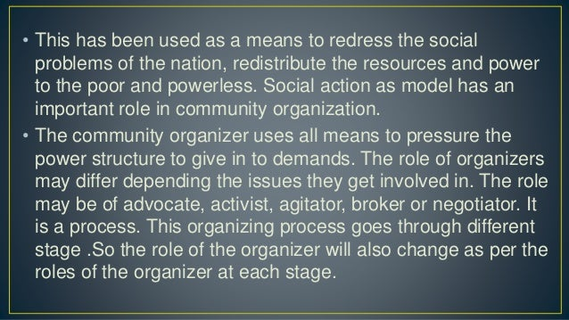 Main Objective/aim: To bring adjustment between the resources available and felt needs of the people • To get information ...
