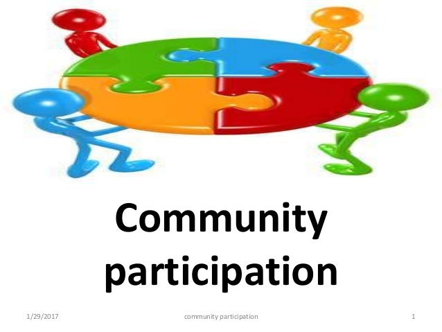 Image result for community participation