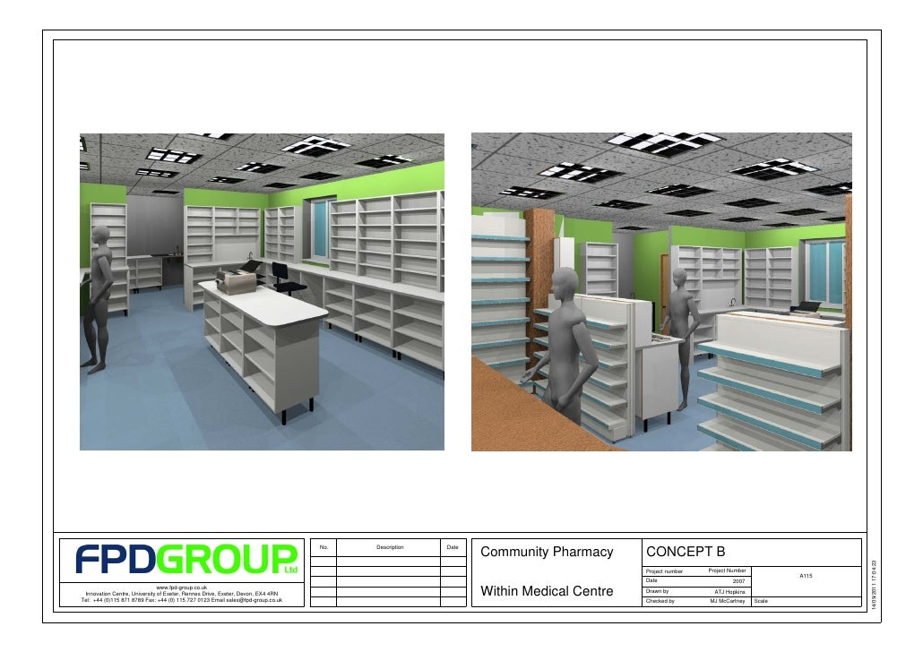 Fpd Community Pharmacy In Health Centre