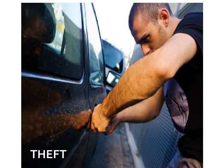 THEFT<br />