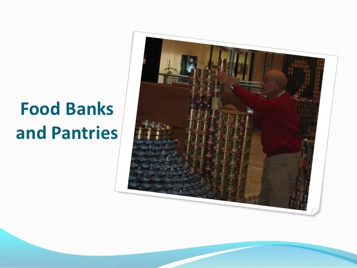 Mission For All Nations Food Pantry