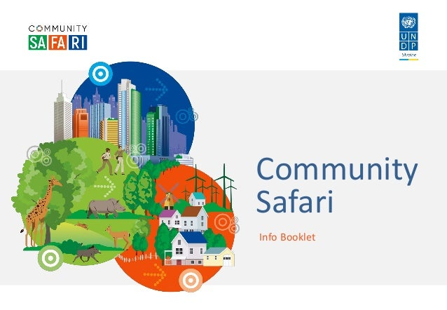 Community Safari Info Booklet