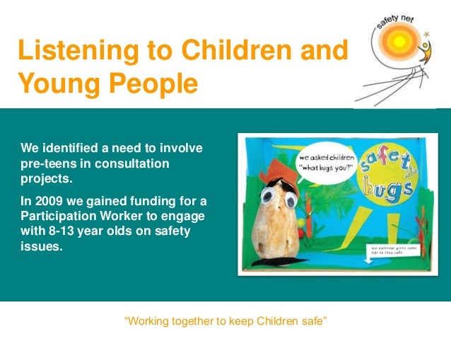 ensuring children and young peoples safety essay Understand the importance of ensuring children and young people's safety and protection in the work setting 31 explain why it is important to ensure children and young people are protected from harm within the work setting.