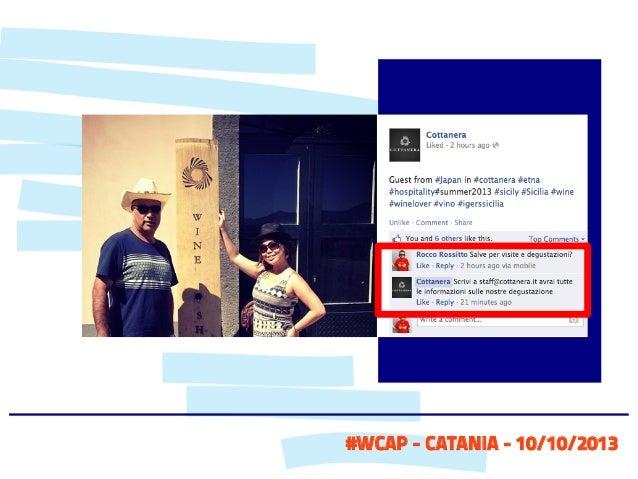 #WCAP - CATANIA - 10/10/2013