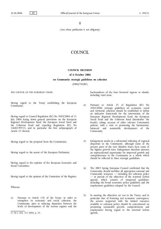 21.10.2006            EN                      Official Journal of the European Union                                      ...