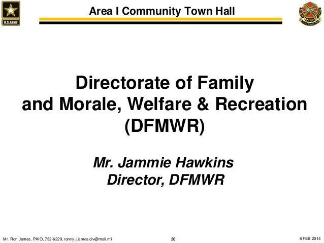 Community Town Hall Feb. 11