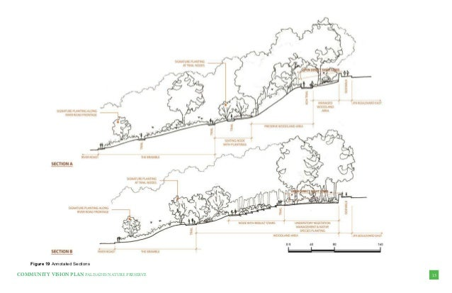 community vision plan for the palisades nature preserve