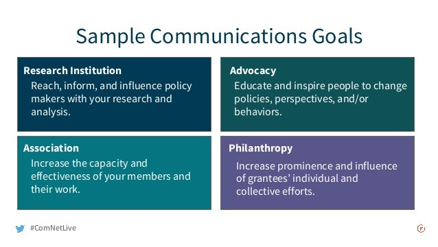 Research Institution Advocacy Association Philanthropy Reach, inform, and influence policy makers with your research and a...