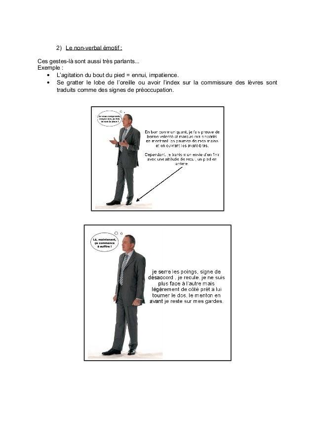 communication verbale et non verbale pdf
