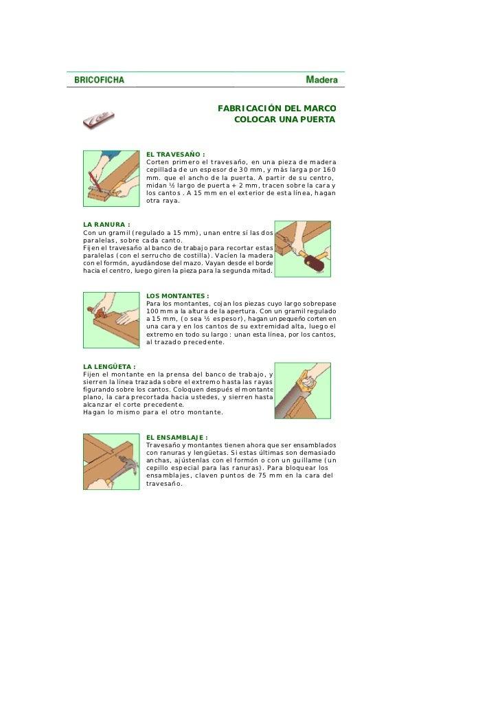 Como colocar puertas interiores y exteriores.pdf