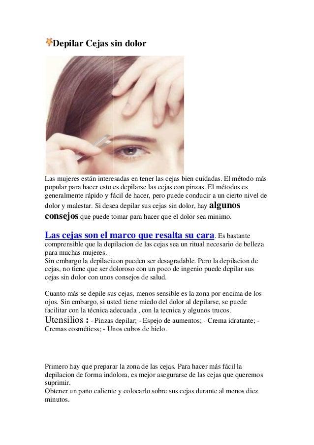 Como depilar-cejas-sin-dolor