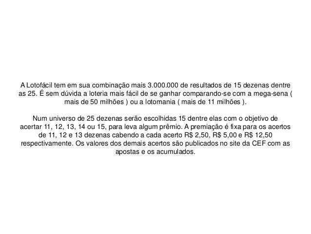 Manual Das Loterias Pdf