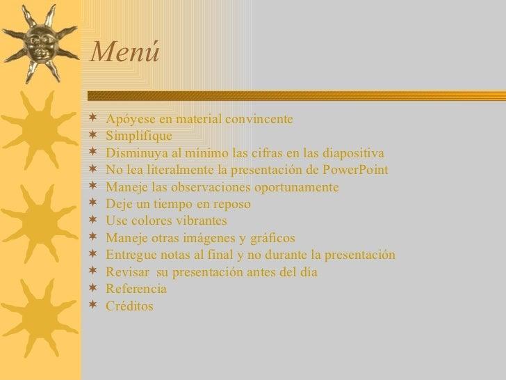 COMO HACER DIAPOSITIVAS Slide 3
