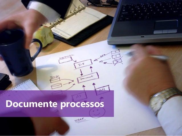 www.agendor.com.br Documente processos