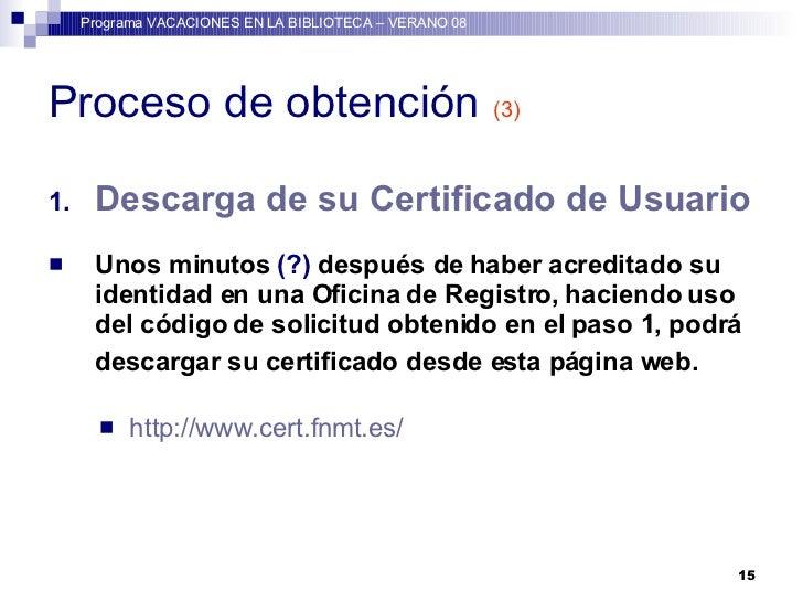 Como obtener el certificado digital - Oficinas certificado digital ...