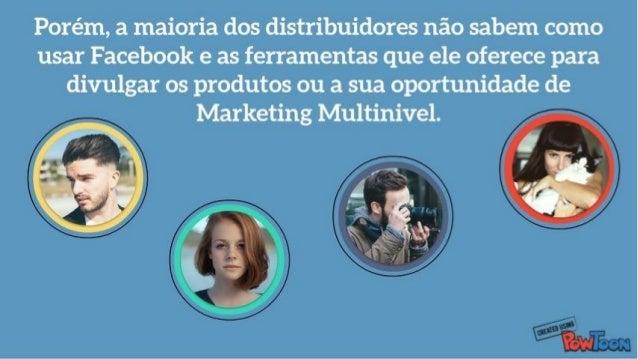 Como usar o Facebook para divulgar seu negócio de Marketing Multinível