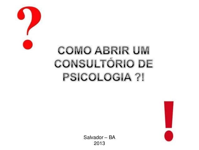 Salvador – BA2013